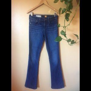 Pilcro & Letterpress High Waist Flares denim jeans